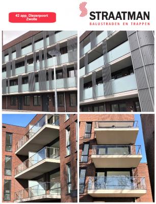 42 appartementen Diezerpoort te Zwolle