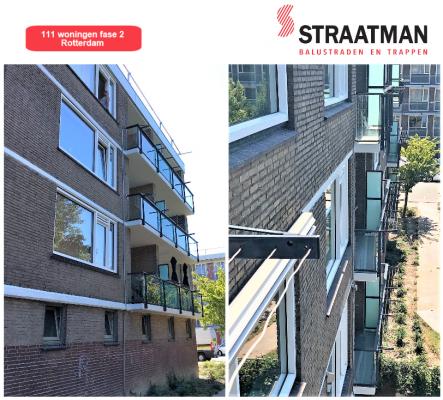 Renovatie 111 woningen IJsselmonde te Rotterdam