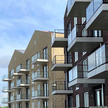 Afgerond project: 32 appartementen & 6 woningen te Leeuwarden