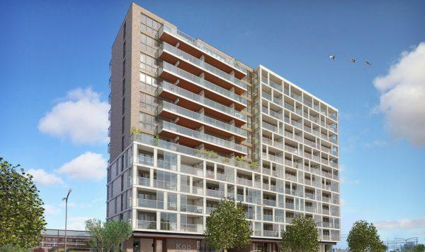 77 Appartementen Kop van Laak te Den Haag
