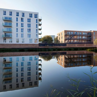 45 appartementen Parkblok te Terwijde Utrecht